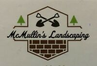 McMullin's Landscaping ~ GET YOUR FREE QUOTE TODAY