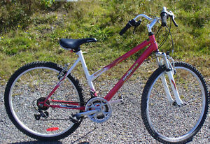 various mountain bikes from 50 to 75 each.
