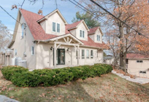 ST. LAWRENCE 4 BR WATERFRONT HOME