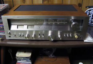 Vintage Stereo System Components: Realistic, Sony, Sansui Zenith