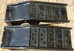 Car Ramp, Rampe de Voiture used for car or truck up to 9000Lbs