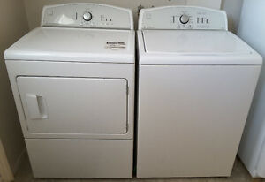 Frigidaire Stove and Fridge, Kenmore Washer and Dryer