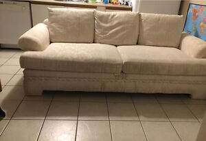 Ivory Couch