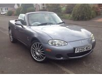 MX5 Arctic 1.8 - beautiful car, the best mk2 when I looked
