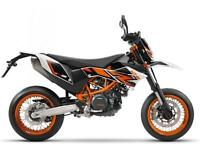 2016 KTM 690 SMC R WHITE, BRAND NEW! ON THE ROAD