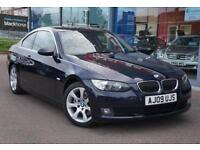 2009 BMW 3 SERIES 325i [3.0] SE Auto LEATHER, XENONS and FBMWSH