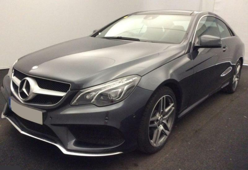 2014 GREY MERCEDES E220 2.1 CDI AMG SPORT DIESEL COUPE CAR FINANCE FROM 62  P/WK | In Warrington, Cheshire | Gumtree