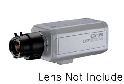 CNB CCTV High Resolution Box Camera, GN355, 530TVL Low Light, OSD, Dual Power  ()