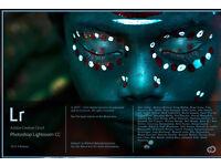 ADOBE PHOTOSHOP LIGHTROOM 6.7 -PC/MAC-