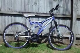 Dunlop Dual Disc mountain bike 26 inch wheel