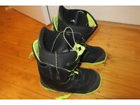 Burton Ambush Snowboard Boots (Size UK 9.5, EUR 43.5, US 10.5)
