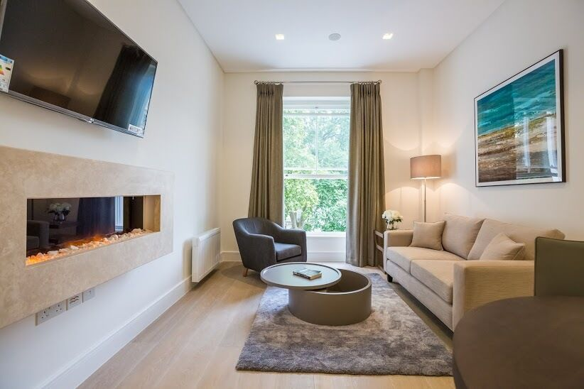 Luxury 1 Bedroom Apartment In Central London Prime Location In Notting Hill