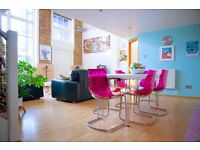 Warehouse style apartment 2/3 bedrooms in Homerton,Hackney.