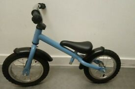 Blue Safetots Balance Bike