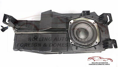 Escalade EXT ESV Avalanche Bose Subwoofer & Speaker Bass Box 25915806 New OEM