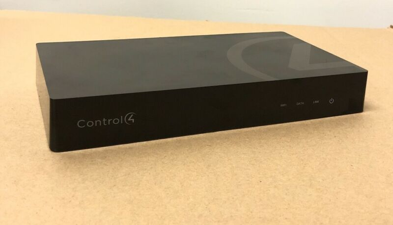 CONTROL4 C4-HC250-BL Home Automation Controller with Power Cord Great Condition