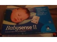 Babysense II Respiratory Monitor