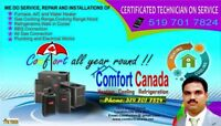 Furnace Service and Repair only $89
