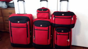 FOR SALE 5 Piece Luggage Set