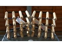 Pair of Mini Wine Racks