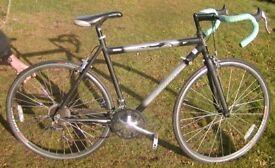 "Mercurio RA5 Gents 700c 21"" Road Racing Bike"