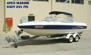 STINGRAY 200LS BOWRIDER V8 MPI LOW HRS Moss Vale Bowral Area Preview