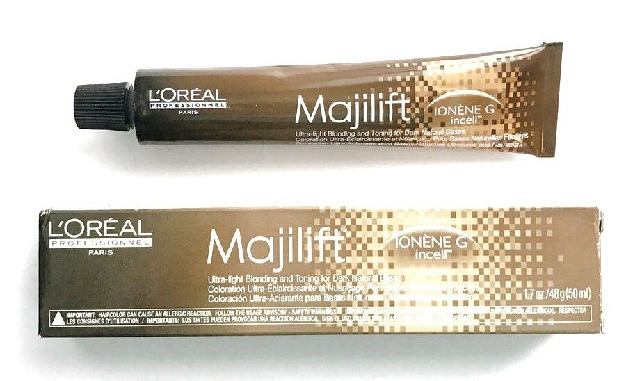 Lot 4 Loreal Majilift Ultra Light Blonding Hair Color Dark Bases (601) 1.7oz