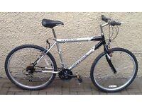 "Bike/Bicycle. GENTS UNIVERSAL "" EXTREME "" MOUNTAIN BIKE"