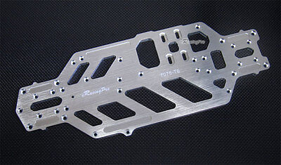 Aluminum Main Chassis (3.2m/m Aluminum Main Chassis For Team Associated Nitro Ntc3 Ntc)