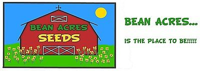 Bean Acres Seeds