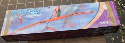 AeroBird Challenger 3- Channel Aerobatic RC Flight