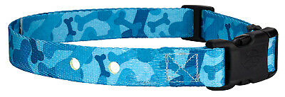 Country Brook Petz™ Blue Bone Camo Replacement Collar For