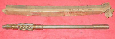 1949 1950 Ford Mercury Passenger Car NOS 3 SPEED TRANSMISSION MAIN SHAFT w/o OD