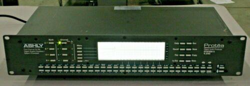 ASHLY Protea 4.24G 4-Channel Graphic EQ System Processor