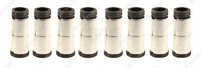 8-PCS 2002-2005 BMW 745LI Complete Spark Plug Tube Seals 11 12 7 570 219