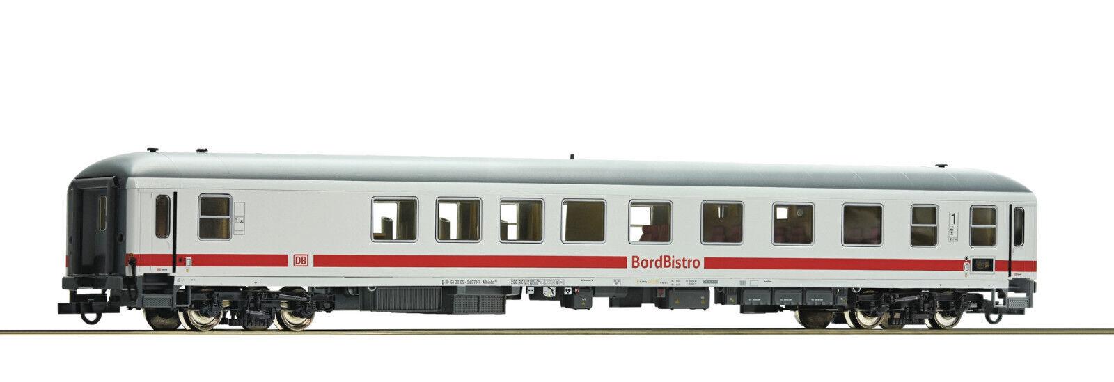 ROCO 74362 EC//IC Großraumwagen DBAG 2 Klasse Ep V-VI NEU OVP