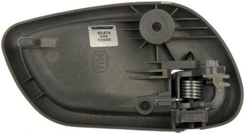 Interior Door Handle Front//Rear-Left Dorman 80479 fits 99-04 Chevrolet Tracker