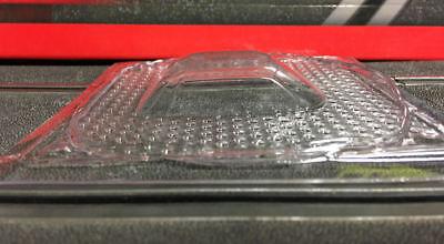 Vacuum Formed Window Cover for 1/32 Strombecker Pontiac Boneville Slot Car