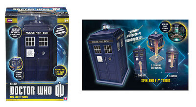 Doctor Who: 3.75 Inch Spin and Fly: Tardis (2013) – New – Toys & Games