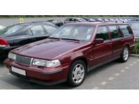 Volvo 960 Estate Automatic Wanted
