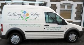 CUTTING EDGE GARDENING SERVICES. TURF LAYING, GRASS CUTTING,GENERAL MAINTENANCE & POWER CLEANING