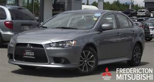 2015 Mitsubishi Lancer GTS AWC! HEATED LEATHER! SUNROOF!