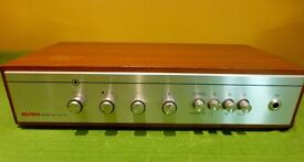 Bush Arena A220 hi-fi stereo amplifier - vintage and pre-owned from new