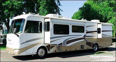 2004 Tiffin Phaeton 40 330hp Diesel 2 Slide Luxury Rv