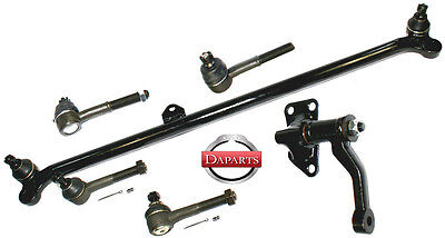 Fit Nissan D21 4wd Center Link Inner Outer Tie Rods Ends Idler Arm Repair Kit