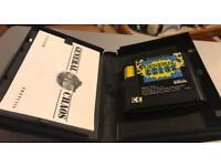Mega drive game general chaos
