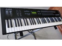 Alesis QS6 vintage synthesizer