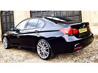 "* 2014 BMW 330d * M Sport * BiXenons * 19"" Aluminium Brushed Alloys * Privacy Glass * Finance/PCP"