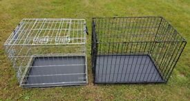 Dog Cages, selection of sizes