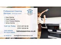 High Standard Domestic Cleaning in Edinburgh